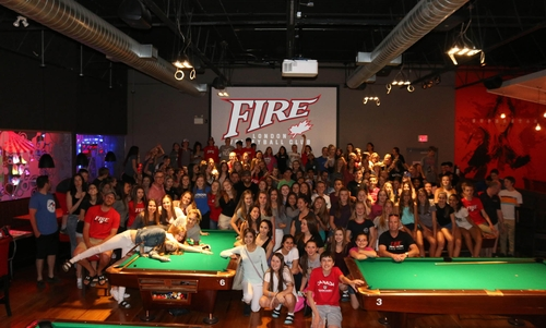 LVC Celebrates 2015-2016 in STYLE