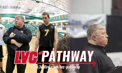 Chris Lawson joins LVC!